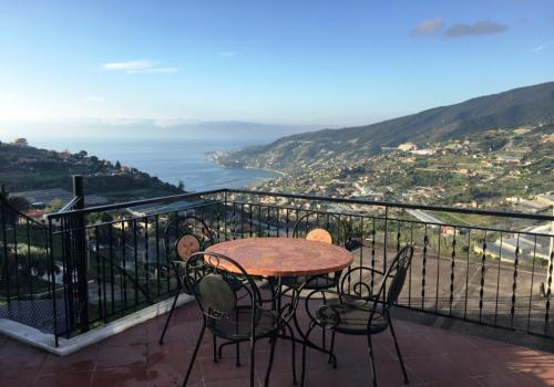 Sanremo sea view apartment for sale
