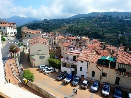 Bordighera Borghetto San Nicolò Ferienwohnung