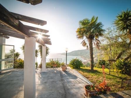 Sanremo Ospedaletti Little Villa For Sale