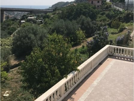 Bordighera House For Sale
