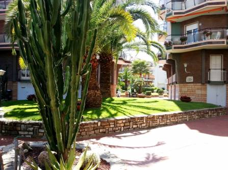 Bordighera appartement avec balcons en vente