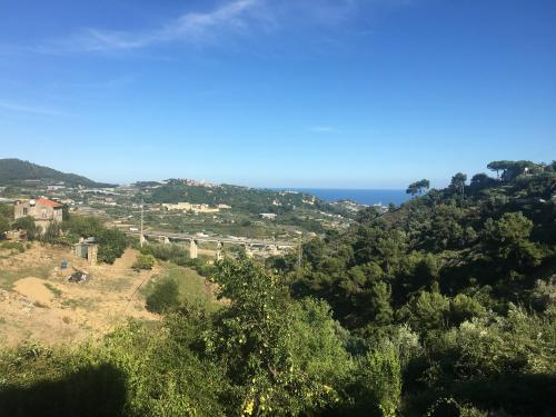 Sanremo Poggio House For Sale Seaview