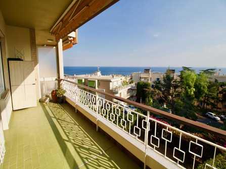 Appartamento vista mare a Sanremo