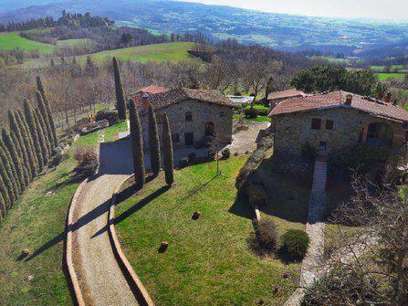 Pratovecchio Hotel Structure For Sale