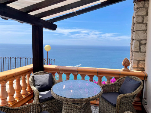 Sanremo apartment seaview for sale