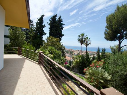Bordighera Sea View Villa For Sale