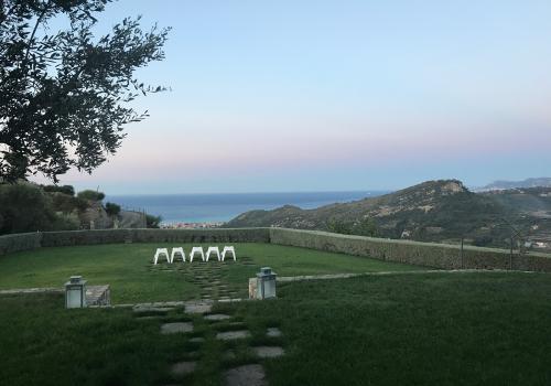 Bordighera-Vallebona Villa Sea View For Sale