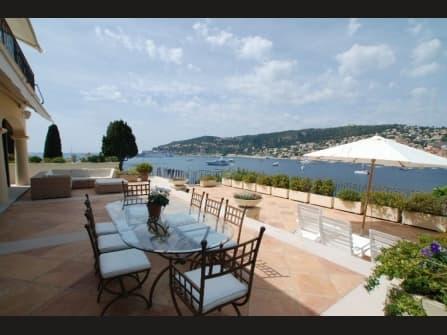 Saint-Jean-Cap-Ferrat Villa For Sale