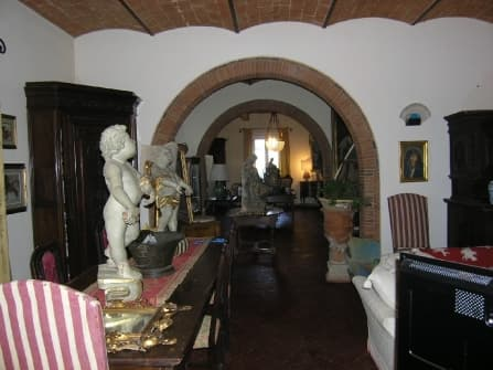 Bibbona Country Home For Sale