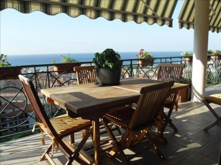 Ventimiglia ,apartment seaview for sale