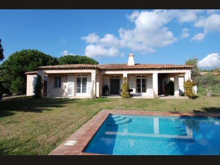 Grimaud Villa For Sale