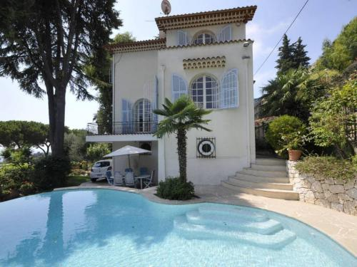 Wonderful sea view villa for sale in San Remo