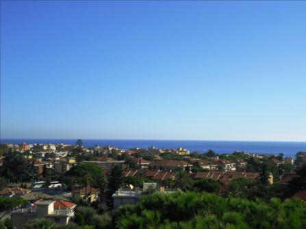 Luxury penthouse for sale in Bordighera