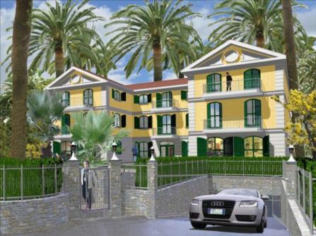Лигурия Сан - Ремо продажа квартир