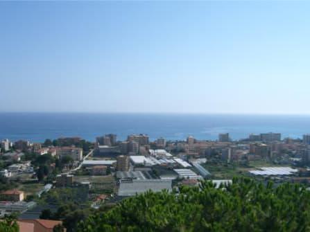 Sea view 3 room Bordighera