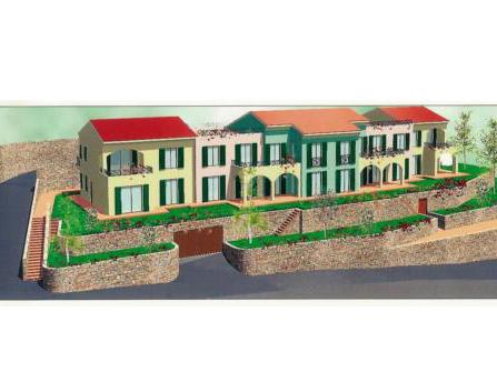 Сан Биаджио, 3 комнатные апартаменты