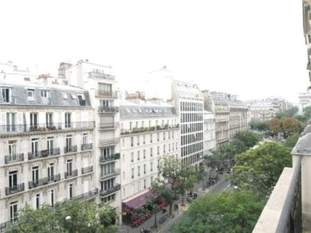 Париж, апартаменты в центре