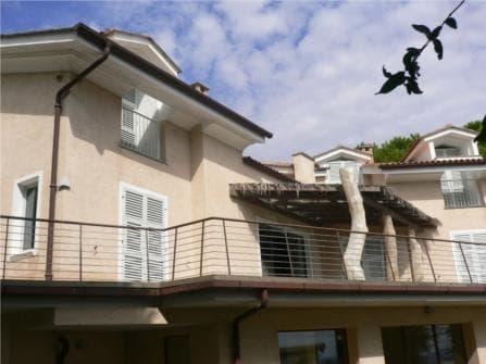 Modern style villa in Sanremo