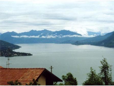 Озеро Маджоре Стреза Вилла