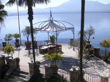 Озеро Маджоре (Каннеро Ривьера) Вилла