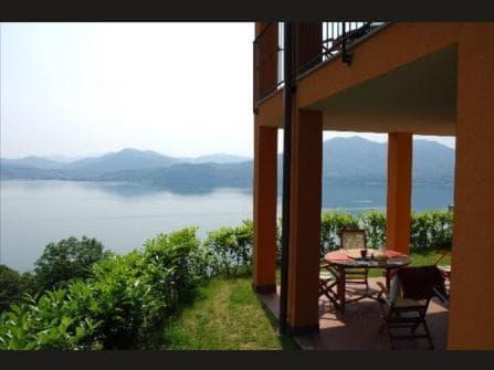 квартира на озере Маджоре в Италии