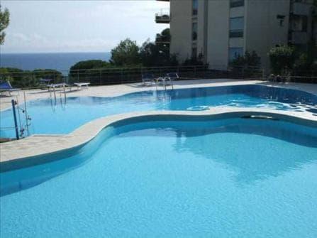 Сан Ремо квартиры с бассейном