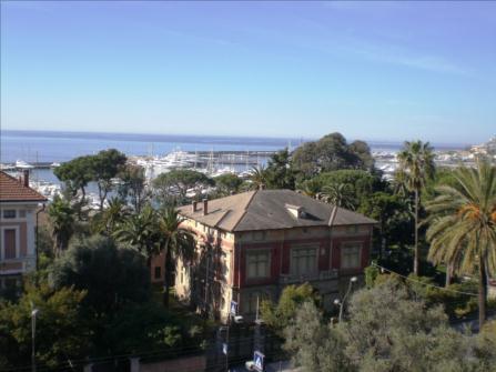 Sanremo Apartment Sea View For Sale