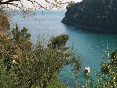 Портофино Вилла с прямым доступ к морю