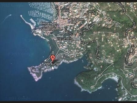 Леричи Вилла с прямым доступом к морю