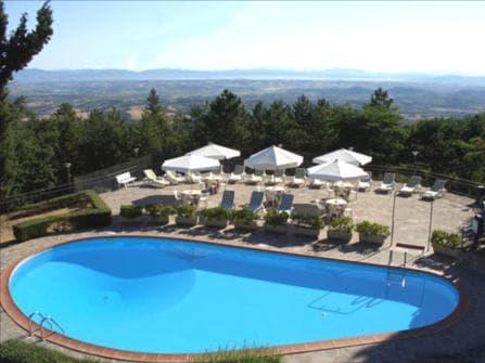 Отель в Тоскане Сиена