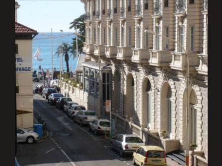 Канны апартаменты с видом на море
