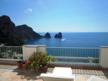 Capri Villa In Vendita