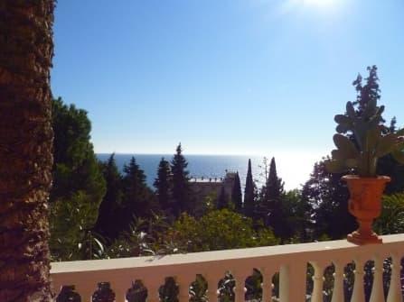 Andora villa vista mare in vendita