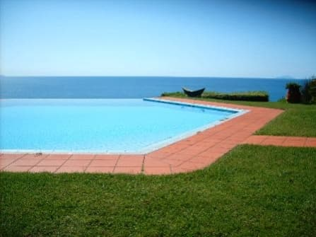 Punta Ala, villa a picco sul mare in vendita