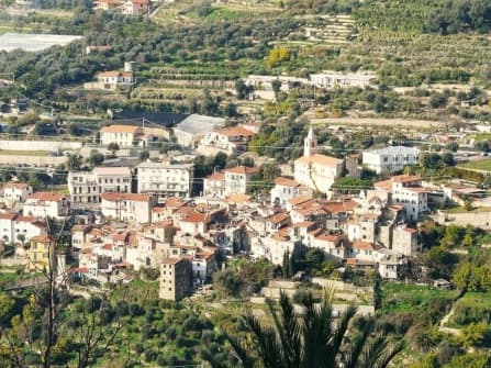 Bordighera Building Land For Sale