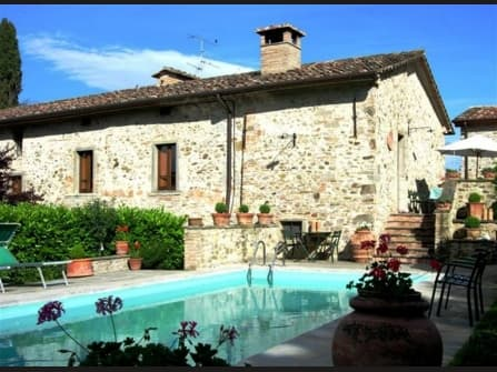 Anghiari Villa For Sale