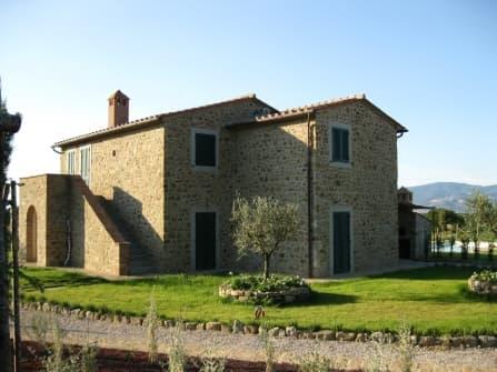 Cortona Villa For Sale