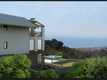 Alassio Villa New Building For Sale