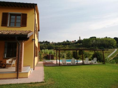 Вилла в Пизе Тоскана