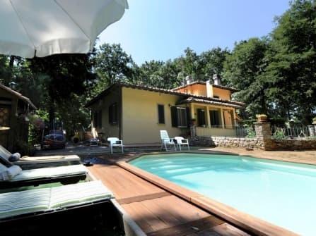 Collesalvetti Villa For Sale