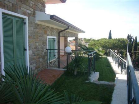 Bordighera Villa in Vendita