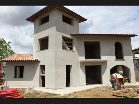 Terricciola villa di nuova costruzione