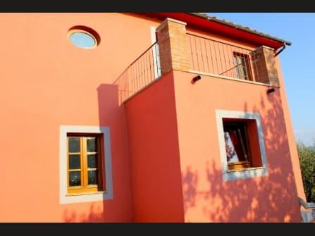 Crespina, terra tetto in vendita