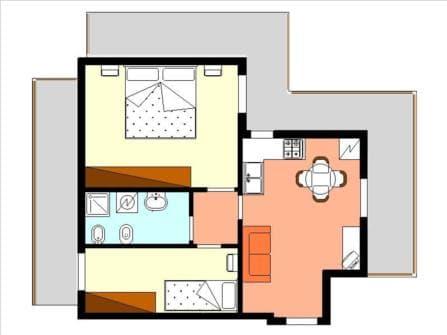 Camporosso Vendita Appartamento trilocale