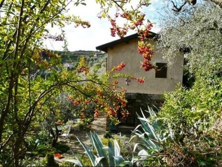 Apricale Villa In Vendita