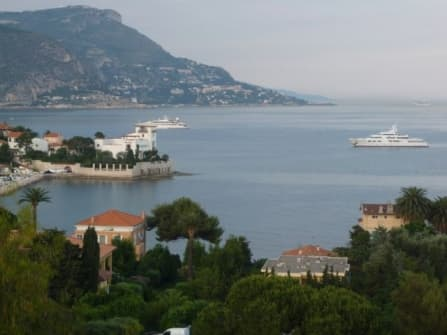 Wonderful apartment for sale in Cap-Ferrat