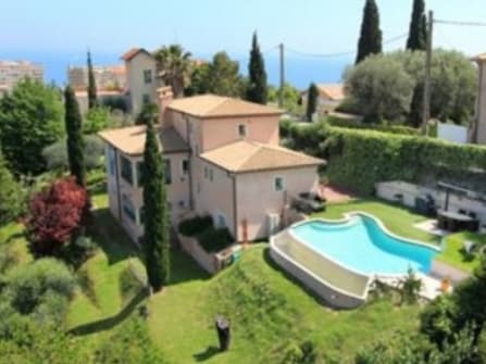 Villa for sale in Nice Fabron