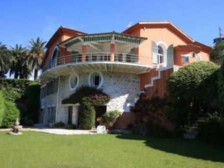 Villa for sale in Nice Mont Boron