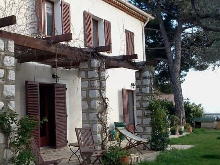 Villa for sale in Nice Bellet
