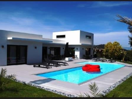 Fantastic modern villa for sale in Cannes